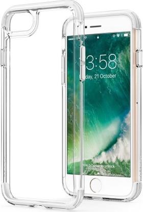 Anker SlimShell Apple iPhone 7 Plus / 8 Plus Koruyucu Silikon Kılıf Beyaz