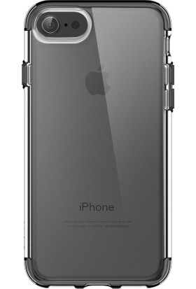Anker SlimShell Apple iPhone 7 Plus / 8 Plus Koruyucu Silikon Kılıf Siyah