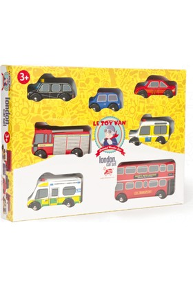 Le Toy Van The London Set