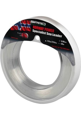 Spro Norway Spec Sealeader 0.50 mm 20.4 Kg 65 M 1/5