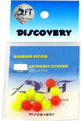 Round Bead 6 Sarı - 4 Kırmızı Boy: S 1/10