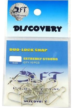 Cjs032 Duo-Lock Snap Nikel No:02 1/10