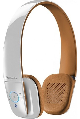 Cellular Line Fly Kulaküstü Bluetooth Kulaklık - Beyaz