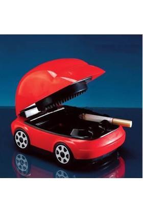 Pratik Sigara Dumanını Çeken Araba Küllük