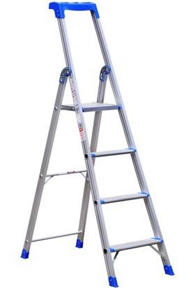 Çağsan 3+1 Profesyonel Alüminyum Portatif Merdiven