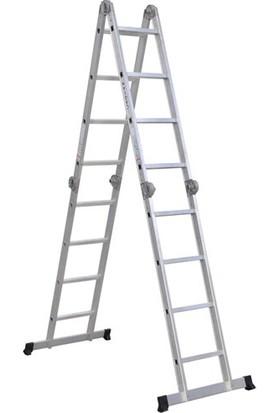 Çağsan 5,0 M. 16 Basamaklı Hercules Çok Amaçlı Merdiven
