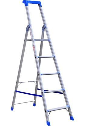 Çağsan 4+1 Profesyonel Alüminyum Portatif Merdiven