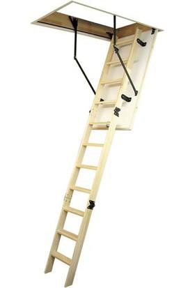 Çağsan 60X110 Cm. Ahşap Çatı Merdiveni