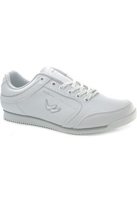 Wickers Beyaz Erkek Günlük Spor Ayakkabı