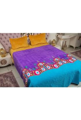 Ev Homeset Çift Kişilik Yatak Örtüsü Ylm314-Ck