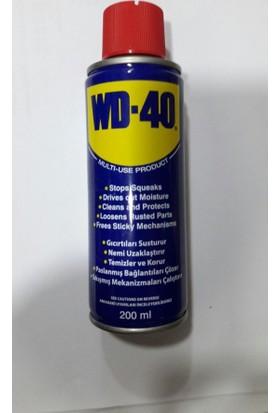 Motospartan Wd 40 Pas Sökücü 200Ml