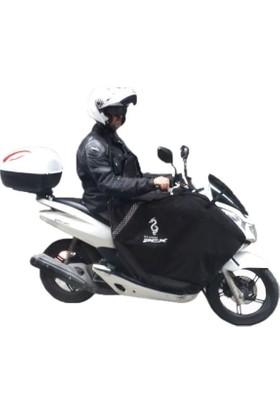 Motospartan Diz Koruma Örtüsü Honda Pcx 125 İmpertex Rüzgarlık 294