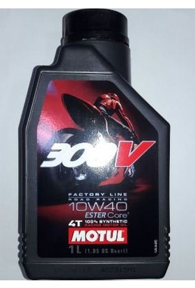 Motul 300V Road Racıng Fl 10W-40 4LT 4 Litre Motor Yağı ( Üretim Yılı :2021 )