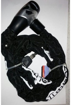 Motospartan Zincir Kilit 6 X 200 Cm Zhonglı 85704