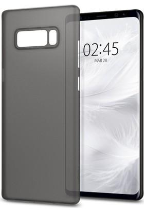 Spigen Samsung Galaxy Note 8 Kılıf Air Skin (0.3 mm) Ultra İnce Black - 587CS22049