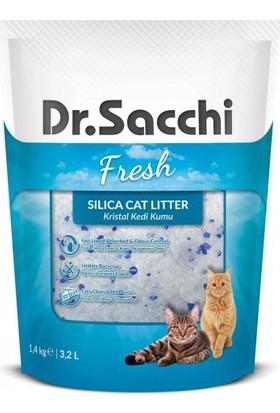 Dr.Sacchi Silica Kedi Kumu - 1,4 kg FD