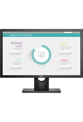 "Dell E2318H 23"" 5Ms (Vga+Dp) Led Monitör"