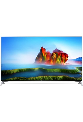 "LG 55SJ800V 55"" 140 Ekran Uydu Alıcılı 4K Ultra HD Smart LED TV"