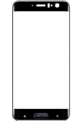 Ally Htc U11 Renkli Full Kaplama Ekran Koruyucu