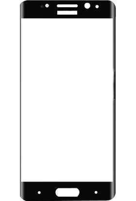 Ally Huawei Mate 9 Pro Kavisli Renkli Full Kaplama Ekran Koruyucu