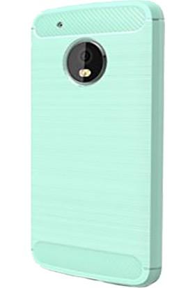 Ally Motorola Moto G5 Dark Ultra Koruma Silikon Kılıf