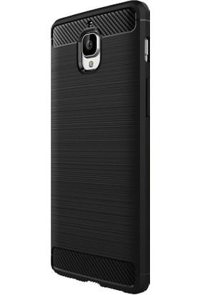 Ally One Plus 3 Dark Ultra Koruma Silikon Kılıf