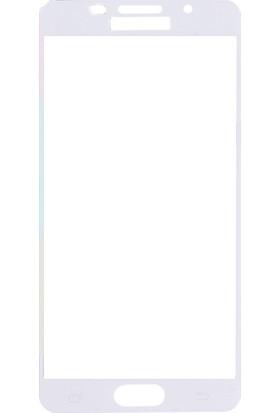 Ally Samsung Galaxy A5 A510 2016 Full Kaplama Renkli Ekran Koruyucu