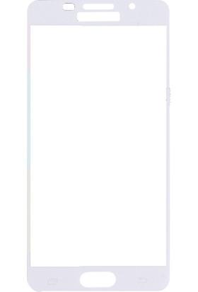 Ally Samsung Galaxy A7 A710 2016 Full Kaplama Renkli Ekran Koruyucu