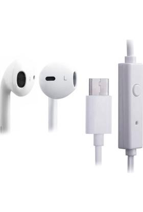 Ally Ally Mod1 Usb Type-C Çıkışlı Kulaklık Mi6 Htc U11 Kulaklık