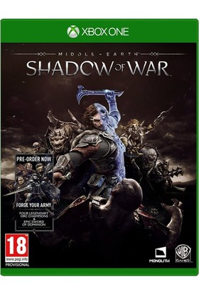 Middle Earth Shadow Of War One