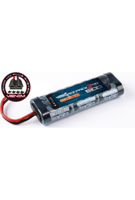 Team Orıon Rocketpack 2 5100 Mah 7,2V (Tamiya,Dean'S,Trx, Ec3 Venom Plug) Nimh Batarya Orı10373