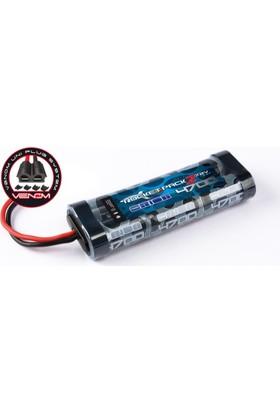 Team Orıon Rocket 2 4700 Mah 7,2V (Tamiya,Dean'S,Trx, Ec3 Venom Plug) Nimh Batarya Orı10372