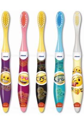Banat Emoji Çocuk Diş Fırçası (Yumuşak)
