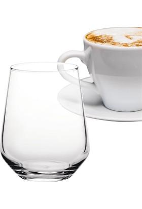 Paşabahçe 6'Lı Allegra Kahve Yanı Su Bardağı