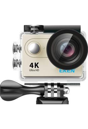 Eken H9R 4K Ultra HD Wifi Aksiyon Kamera -Altın