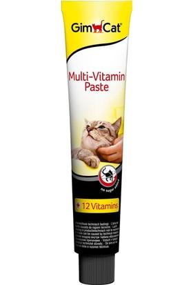 Gimcat Multi Vitamin Paste 12 Vitaminli Kedi Macunu 20 Gr