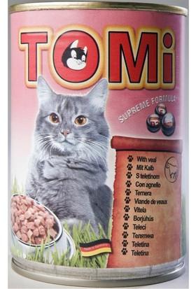 Tomi Sığır Etli Kedi Konservesi 400 g