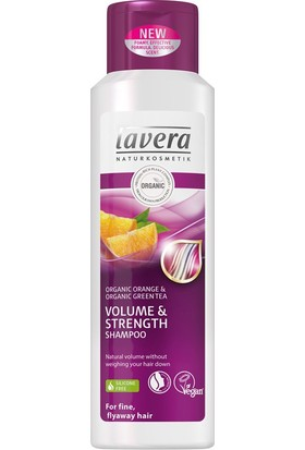 Lavera Volume & Strength Shampoo 250 ml.