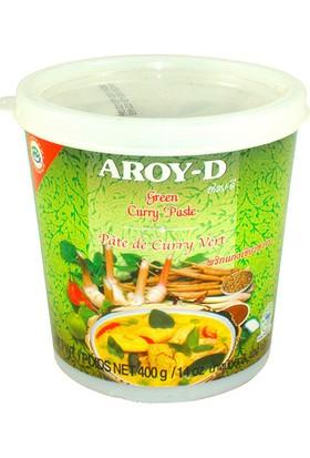 Thai World Yeşil Köri Ezmesi - Green Curry Paste, 400Gr