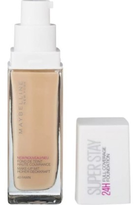 Maybelline Superstay Photofix Foundation 40 Fawn