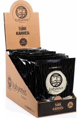 Kahvemis Türk Kahvesi 100 gr Folyo Ambalaj 12 adet