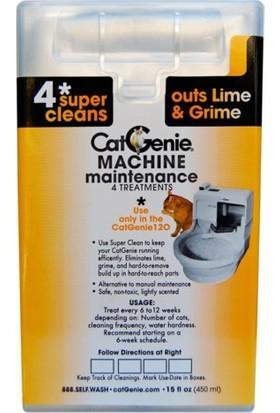 Cat Genie Makina Temizleme Kartuşu 450 ml