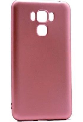 Microcase Zenfone 3 Max Zc553Kl Premium Mat Silikon Kılıf