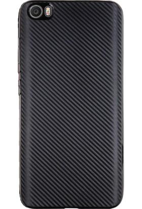 Microcase Xiaomi Mi 5 Prime Carbonfiber Silikon Tpu Kılıf