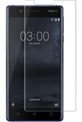 Microcase Nokia 3 Tempered Cam Ekran Koruyucu