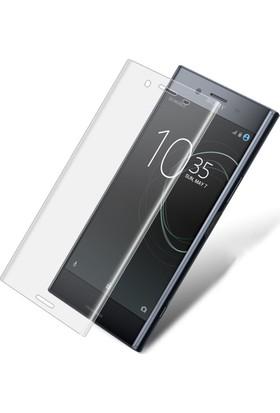 Microcase Sony Xperia Xz Premium Full Ön Kaplama Ekran Koruma Film
