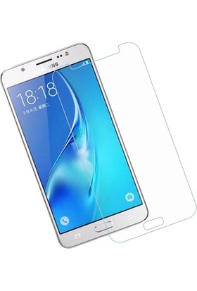 Microcase Galaxy J5 Pro J530 Nano Glass Esnek Cam Ekran Koruma