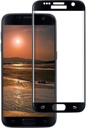 Case Man Samsung S7 Edge 3D Tam Kaplayan Ekran Koruma Seti + Cep Bakım Kiti
