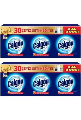 Calgon Toz 500 Gr X 3 Adet 2'Li Paket (3000Gr)