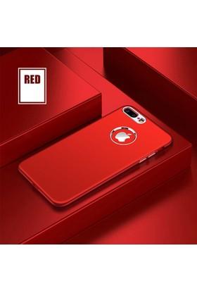 Case 4U Apple iPhone 6 Plus - 6S Plus Silikon Kılıf Luxury Kırmızı